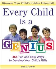 Cover of: Every child is a genius