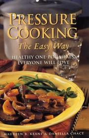 Cover of: Pressure cooking the easy way