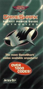 GameShark by Nick Roberts, Prima, Prima Development, Prima Games, Prima Temp Authors