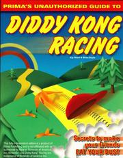 Cover of: Diddy Kong Racing
