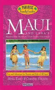 Cover of: Maui and Lana'i