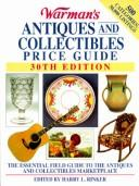 Cover of: Warman's Antiques and Collectibles Price Guide