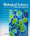 Cover of: Biological Science |