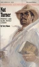 Cover of: Nat Turner