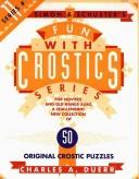 Cover of: SIMON & SCHUSTER FUN WITH CROSTICS #11 | Charles A. Duerr