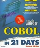 Cover of: Cobol Starter Kit