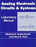 Analogue Electric Circuits by Gary Ford, Michael A. Soderstrand