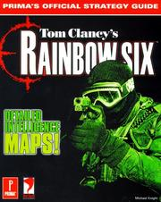 Cover of: Tom Clancy's Rainbow Six