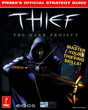 Cover of: Thief, the dark project | Steve Honeywell