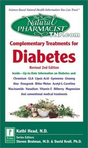 Cover of: Everything you need to know about diabetes | Kathi Head