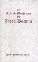 Cover of: Life & Doctrines of Jacob Boehme