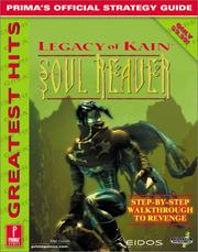 Cover of: Legacy of Kain: Soul Reaver: Prima's Official Strategy Guide