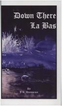 Cover of: Down There/LA Bas
