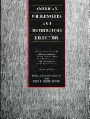Cover of: American Wholesalers and Distributors Directory |