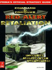Cover of: Command and Conquer: Red Alert Retaliation
