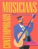 Cover of: Contemporary Musicians: Profiles of the People in Music  | Leigh Ann Deremer