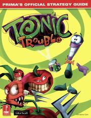 Tonic Trouble by Christine Cain