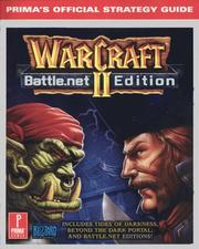 Cover of: WarCraft II Battle.net Edition | Prima