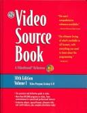Cover of: Video Source Book |