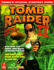 Cover of: Tomb raider