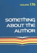 Cover of: Something About the Author v. 176 |