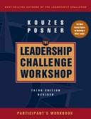 Cover of: The Leadership Challenge Workshop, Values Cards