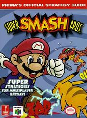 Cover of: Super Smash Brothers Deluxe