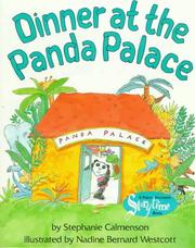 Cover of: Dinner at the Panda Palace (A Public Television Storytime Book) | Stephanie Calmenson