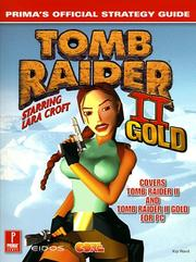 Cover of: Tomb Raider II Gold