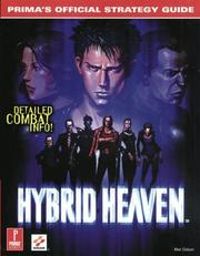 Cover of: Hybrid Heaven: Official Strategy Guide