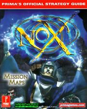 Cover of: Nox | Greg Kramer