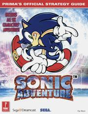 Cover of: Sonic Adventure