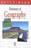 Cover of: Dictionary of Geography | Michael Upshall