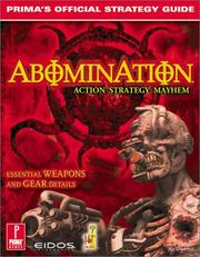 Cover of: Abomination