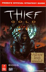 Cover of: Thief Gold | Michael Patrick Brown