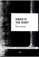 Cover of: Weird Is the Night | Fred  Rogerson