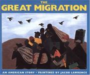 Cover of: The Great Migration: An American Story