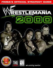 Cover of: WWF, Wrestlemania 2000