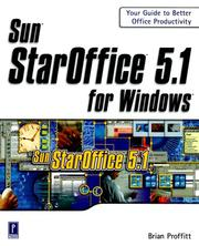Cover of: Sun StarOffice 5.1 for Windows