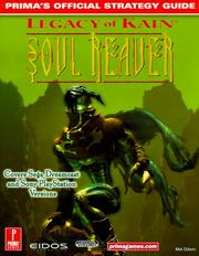 Cover of: Legacy of Kain: Soul Reaver (DC): Prima's Official Strategy Guide