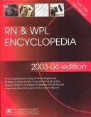 Cover of: Rn and Wpl Encyclopedia 2003-2004 (Rn and Wpl Encyclopedia)