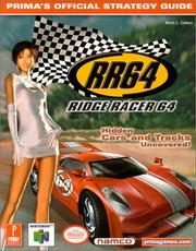 Cover of: Ridge Racer 64: Prima's Official Strategy Guide