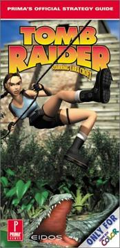 Cover of: Tomb Raider (Game Boy) | Mark Cohen