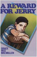 Cover of: Reward for Jerry