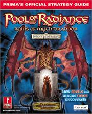 Cover of: Pool of Radiance: Ruins of Myth Drannor