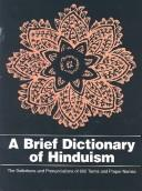 Cover of: A Brief Dictionary of Hinduism
