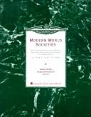 Cover of: Modern World Societies |