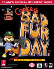 Conker's Bad Fur Day by David S. J. Hodgson, Bryan Stratton