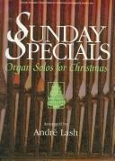 Cover of: Sunday Specials