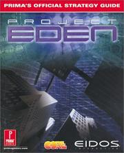 Cover of: Project Eden: Prima's Official Strategy Guide